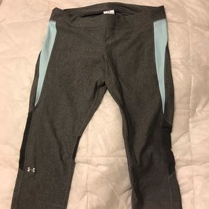 NWT XXL Under Armour crop pants